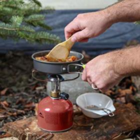 آشپزی در سفر cooking in camping