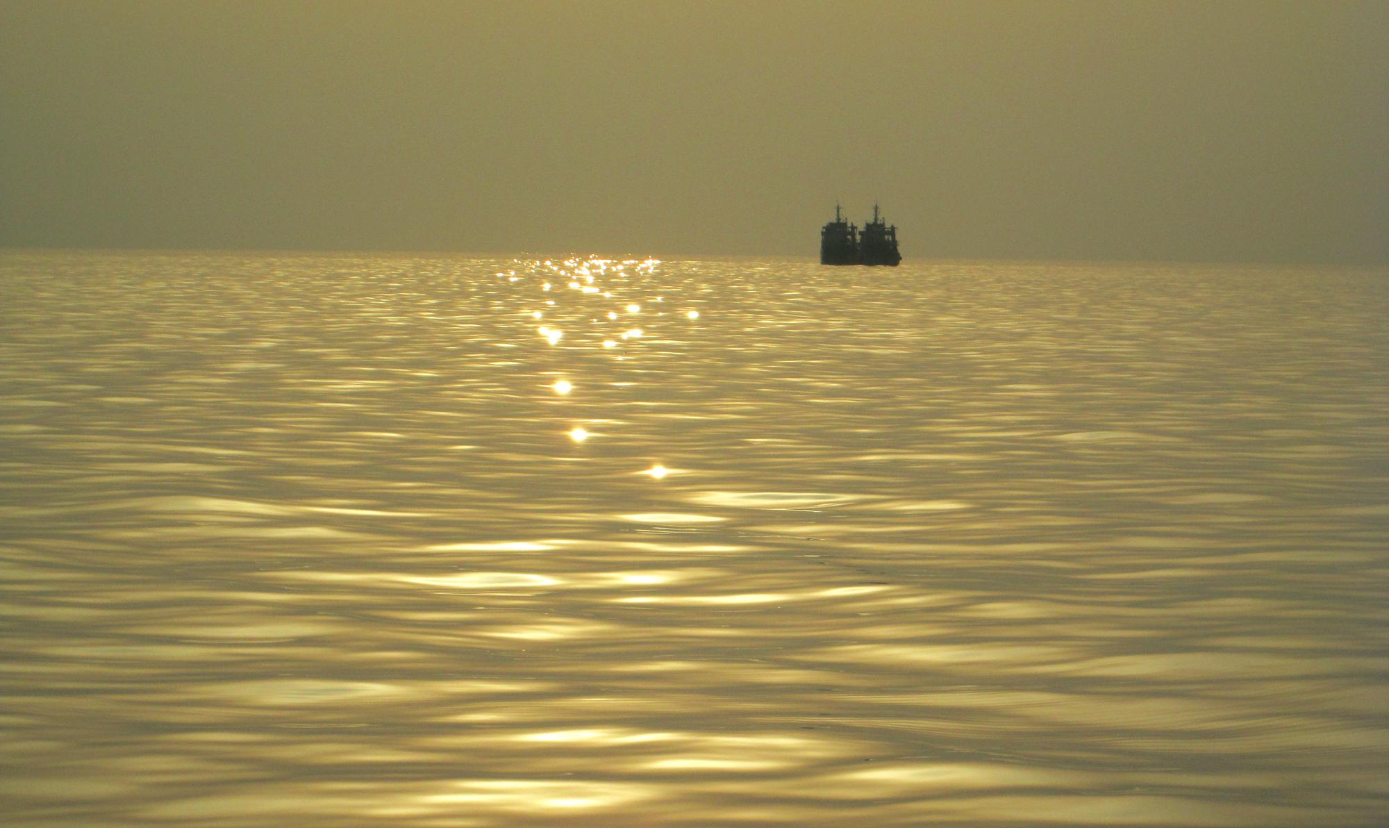 طلوع خلیج فارس