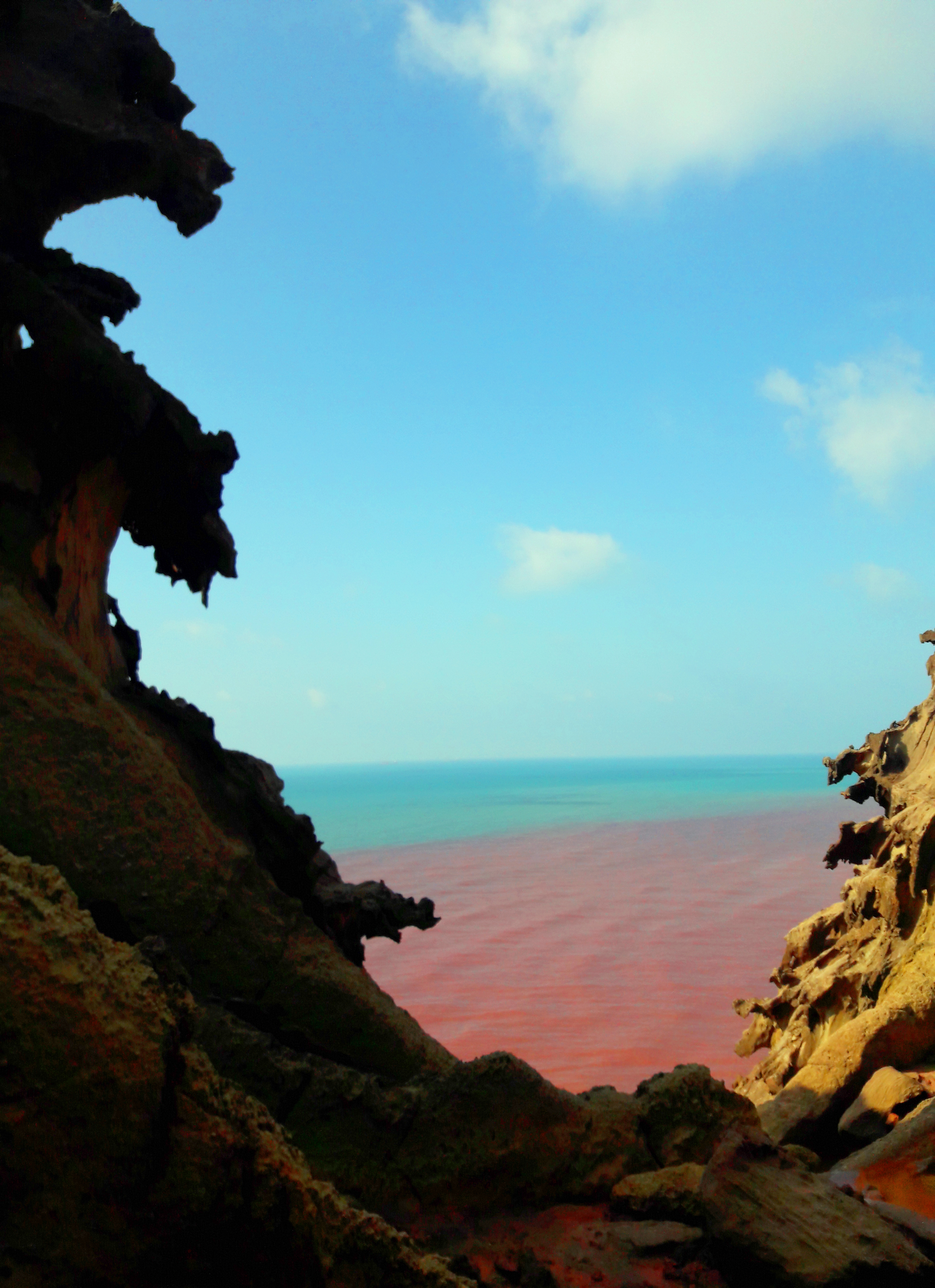 travel south persian gulf