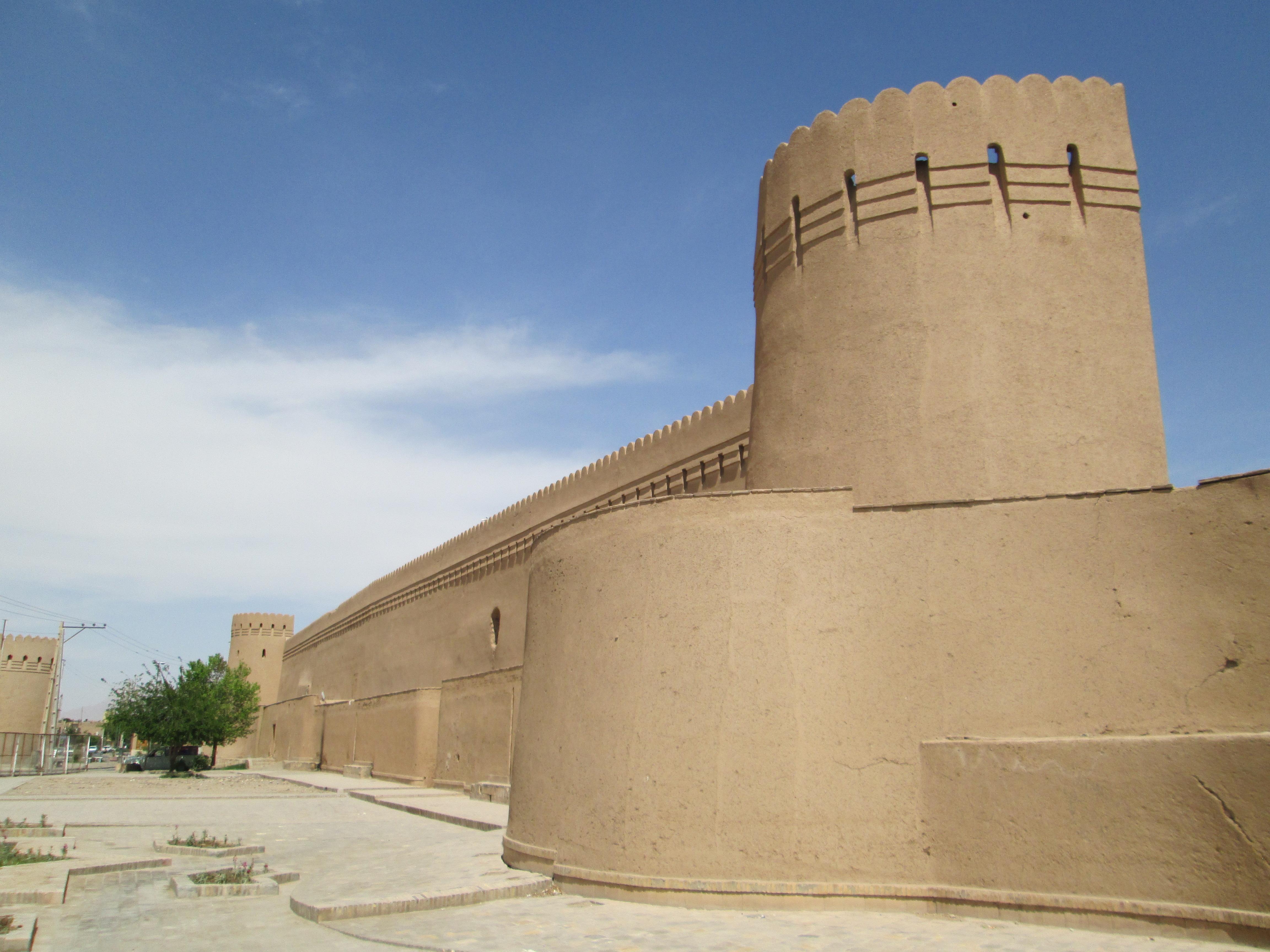 بناهای تاریخی یزد